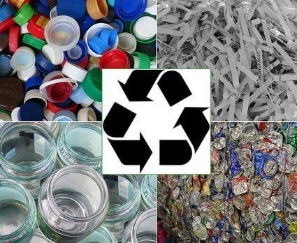 Que hacemos para reciclar basura