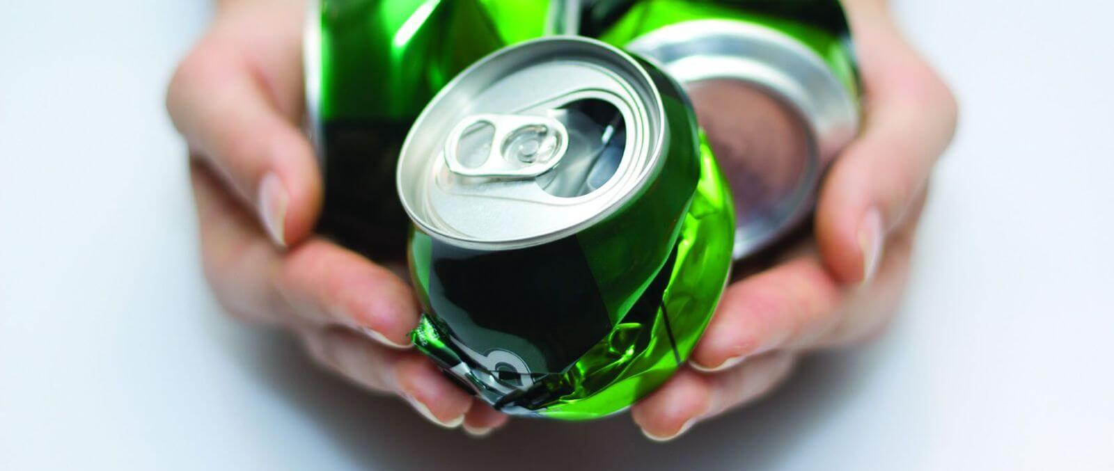 Reciclar la basura cooperativa del sur